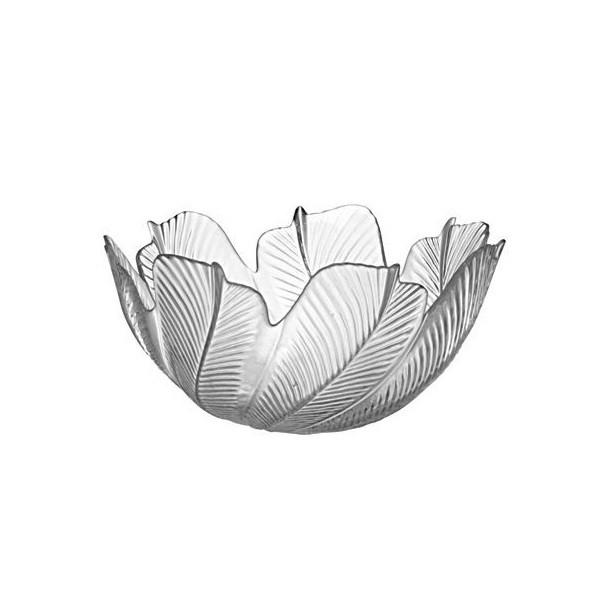 Fruteira 30x16 cm - Incolor - Luvidarte