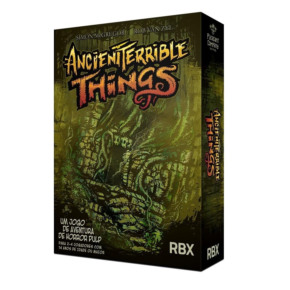 Ancient Terrible Things - Board Game - Redbox