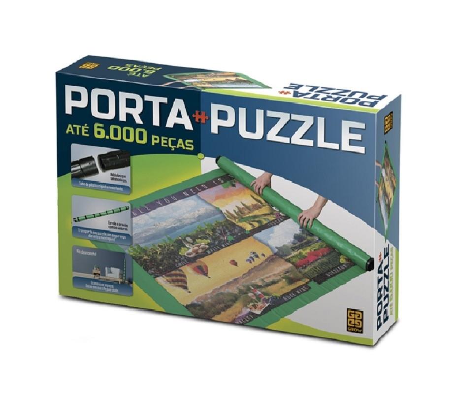 Porta-Puzzle até 6000 peças - Grow