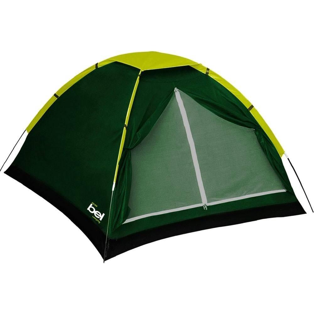 Barraca de Camping Iglu  - Para 3 Pessoas com Mosquiteiro - BelFix