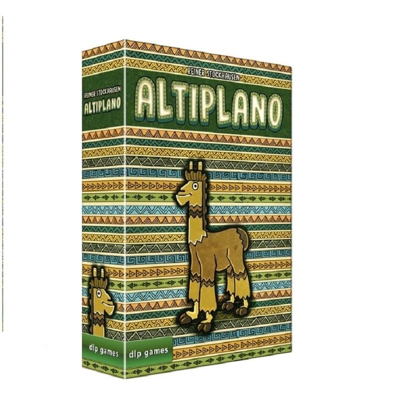 Altiplano - Board Game - Meeple Br