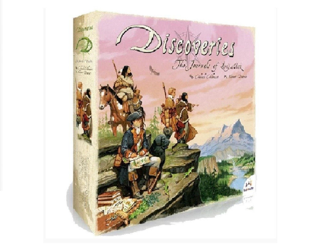 Discoveries - Board Game - Meeple Br
