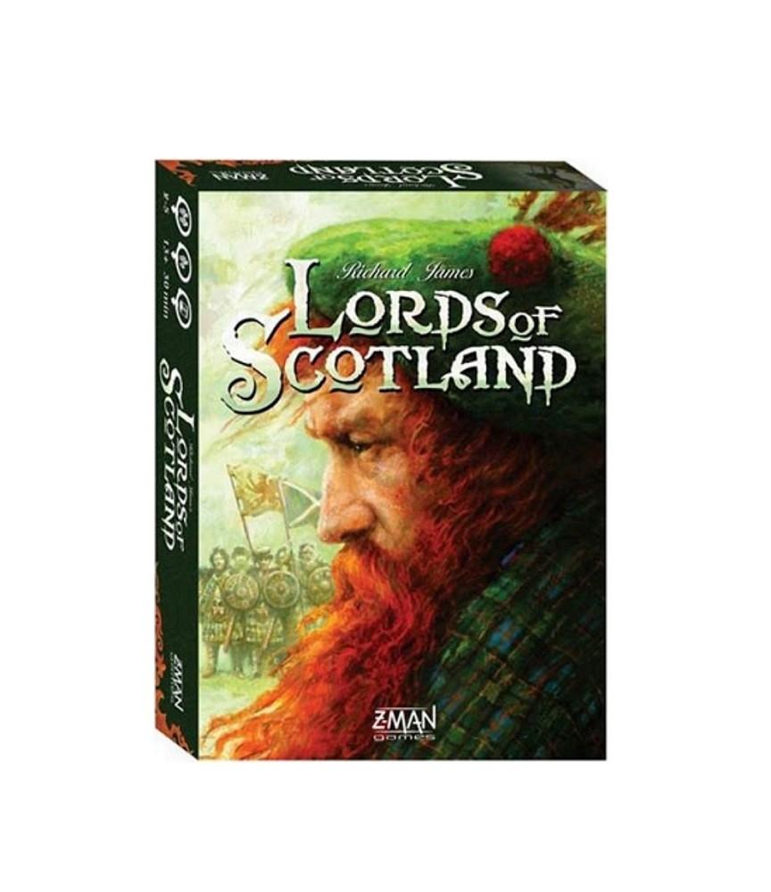Lords of Scotland - Jogo de Cartas - Conclave