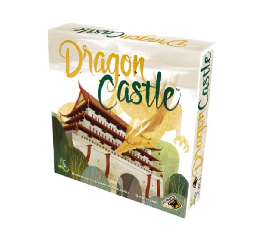 Dragon Castle - Board Game - Galápagos