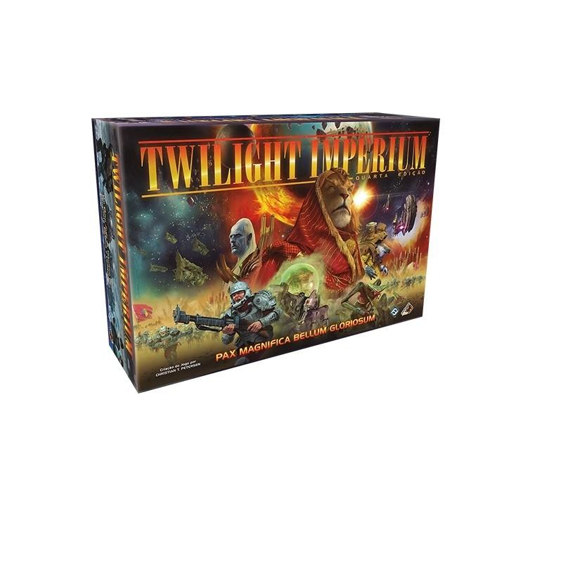 Twilight Imperium - Board Game - Galápagos