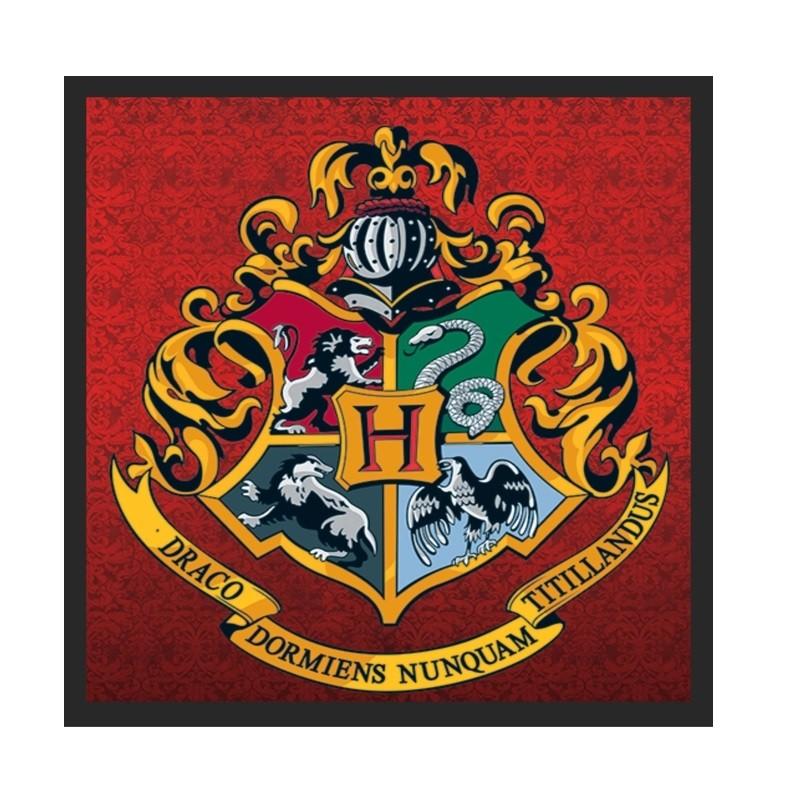 Quadro Harry Potter Brasão Hogwarts - Wall Street Posters