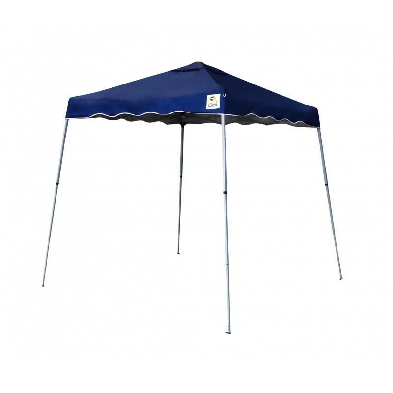 Tenda Gazebo Dobrável Articulada 2,4 x 2,4 m Poliéster - Belfix - Azul
