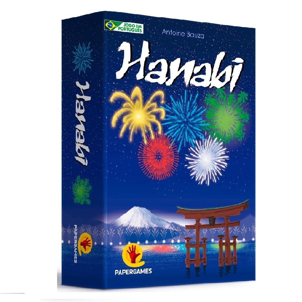 Hanabi - Jogo de Cartas - Papergames