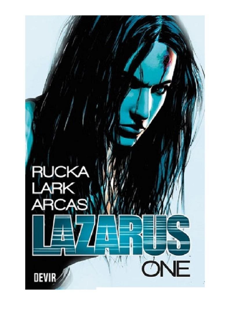 Lazarus Vol 1 - HQ - Devir