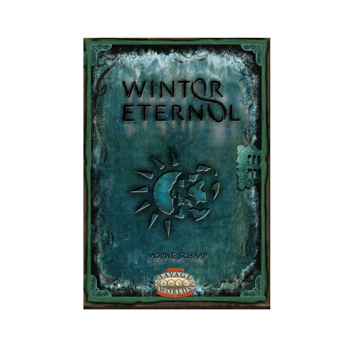 Winter Eternal: Livro De Regras - RPG - Retropunk