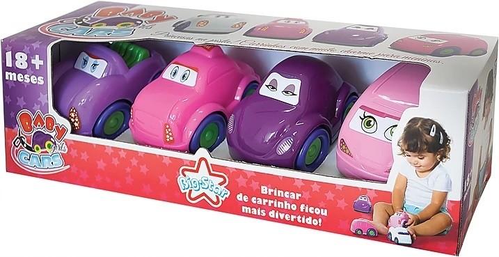 BABY CARS GIRLS