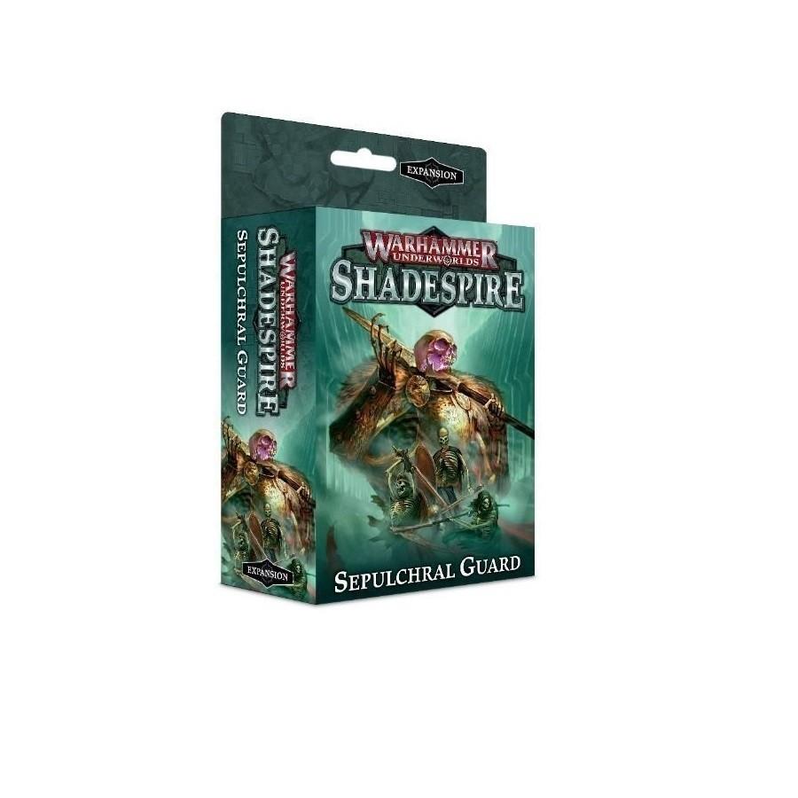 Sepulchral Guard - Warhammer Underworlds Shadespire - Games Workshop