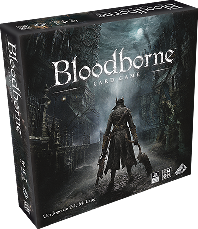Bloodborne - Card Game - Galápagos