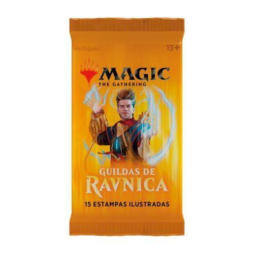 Magic The Gathering - Boosters C/ 15 cartas - Guildas de Ravnica (PT) – Wizards