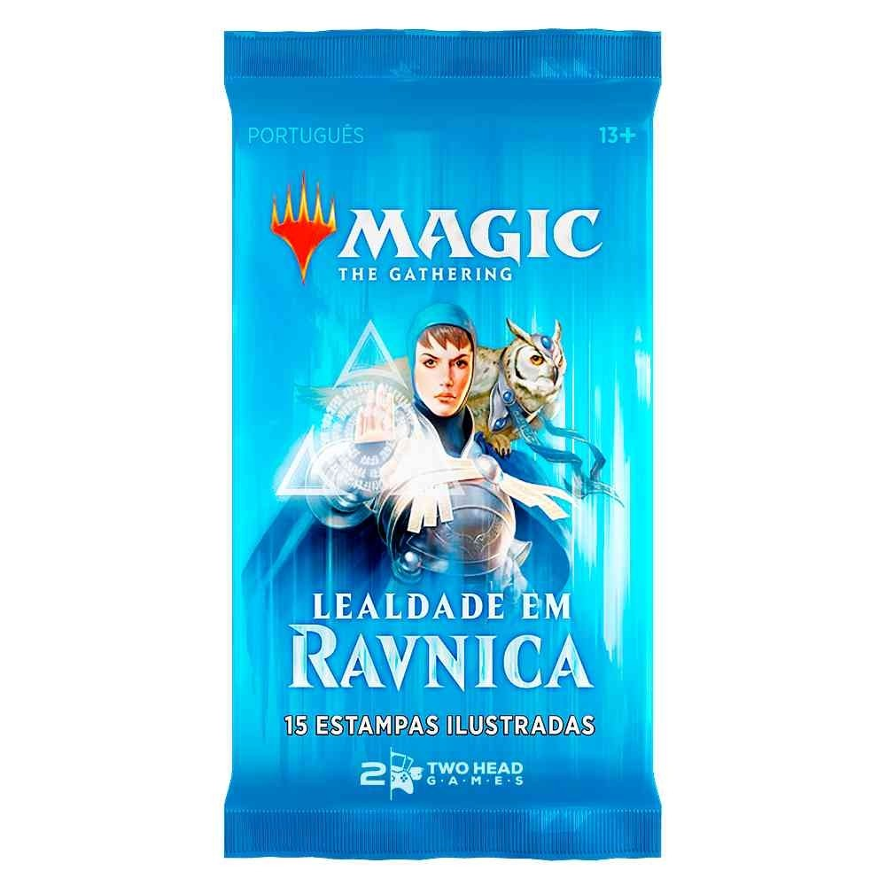 Magic The Gathering - Boosters C/15 Cartas Lealdade em Ravnica (PT) - Wizards