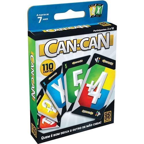 Can Can - Jogo de Cartas - Grow