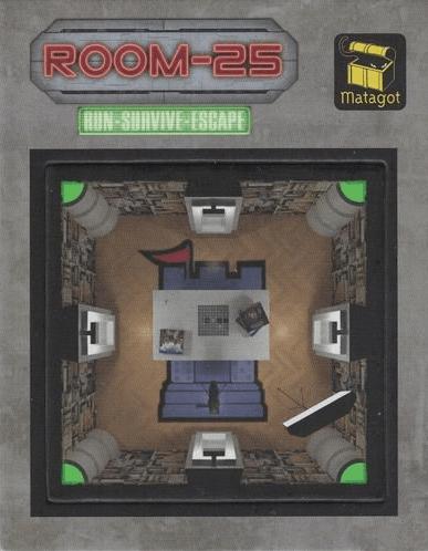 Room 25 Dice Tower Promo