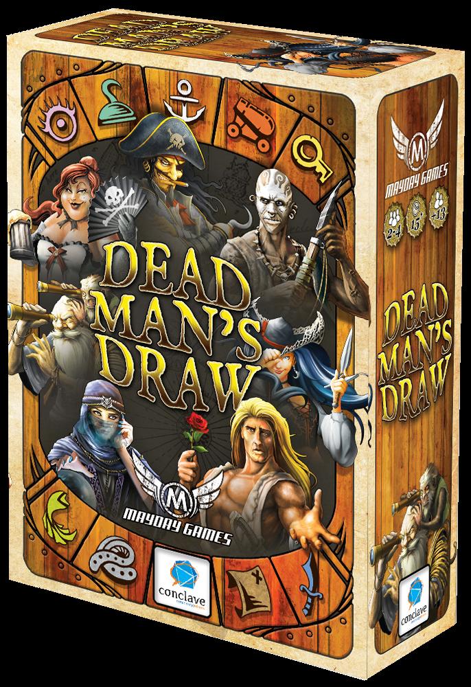 Dead Man's Draw - Jogo de Cartas - Conclave