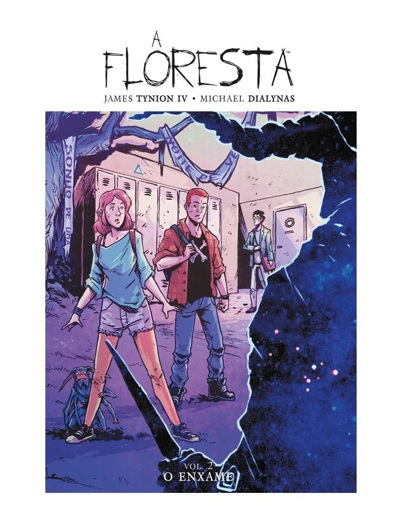 A Floresta Vol. 2 - O Enxame - HQ - Devir