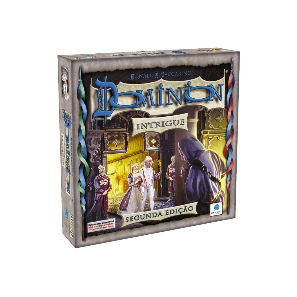Dominion Intrigue- 2ª Ed - Expansão - Jogo de Tabuleiro - Conclave