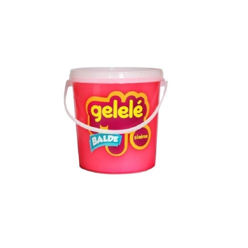 Slime Gelelé - Massinha Pote 457 g - Cores Sortidas - Doce Brinquedos