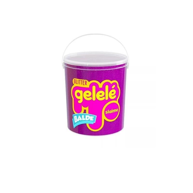 Kit Massinha Gelelé Slime c/ 3 Potes 457 g - Sortidos - Doce Brinquedos