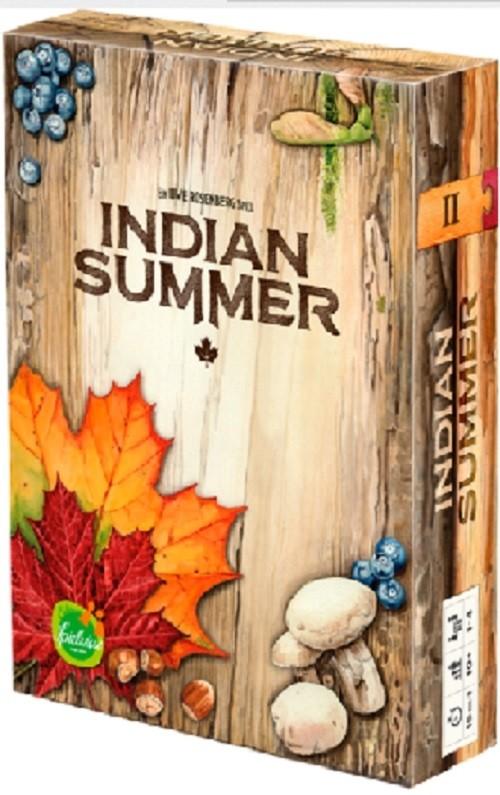 Indian Summer - Jogo de tabuleiro - Grok