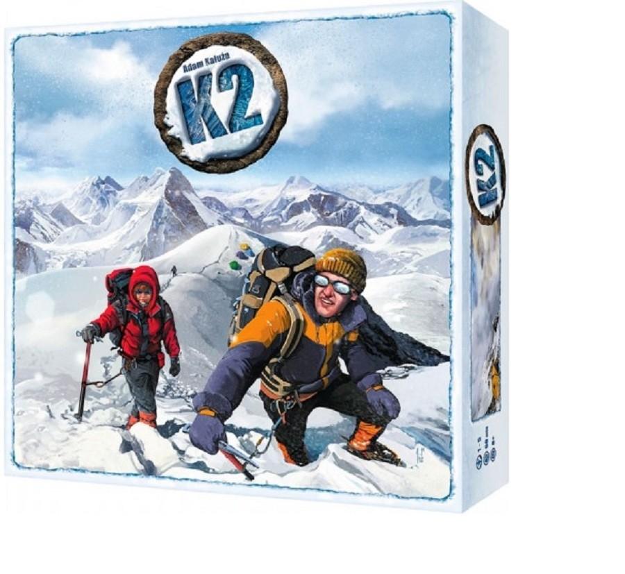 K2 - Jogo de Tabuleiro - Redbox