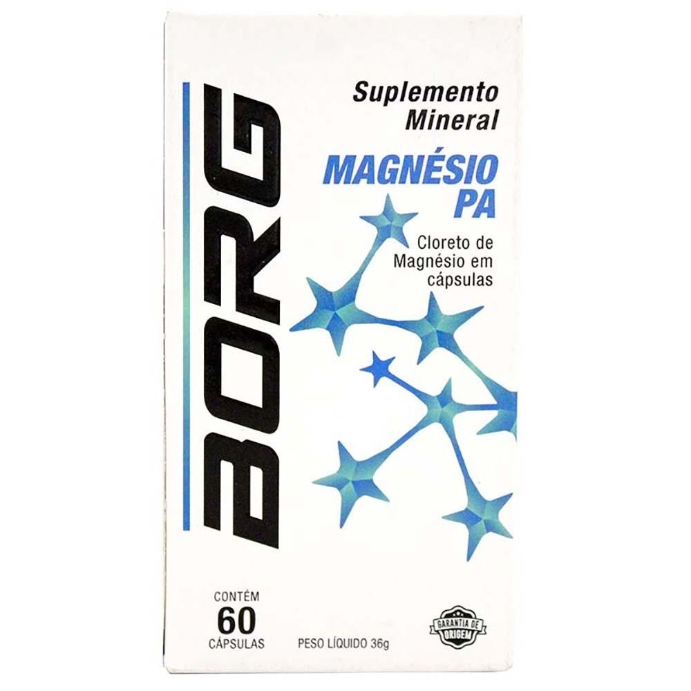 Suplemento Mineral Magnésio PA - BORG