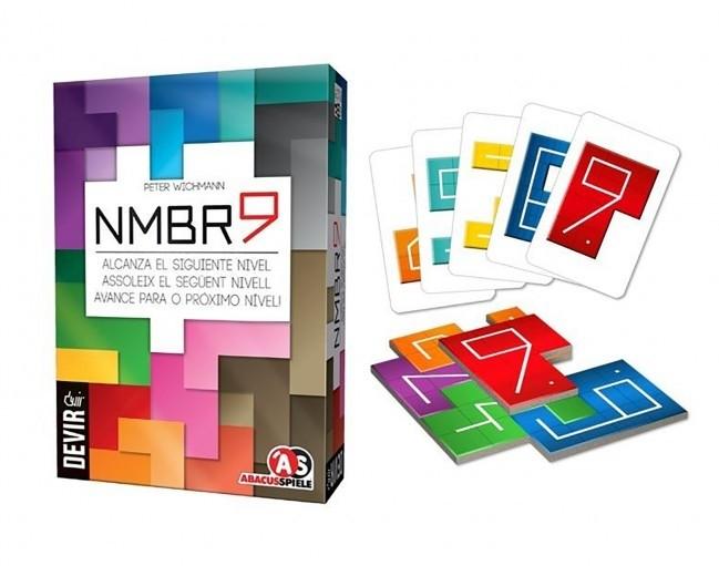 Jogo de Cartas NMBR9