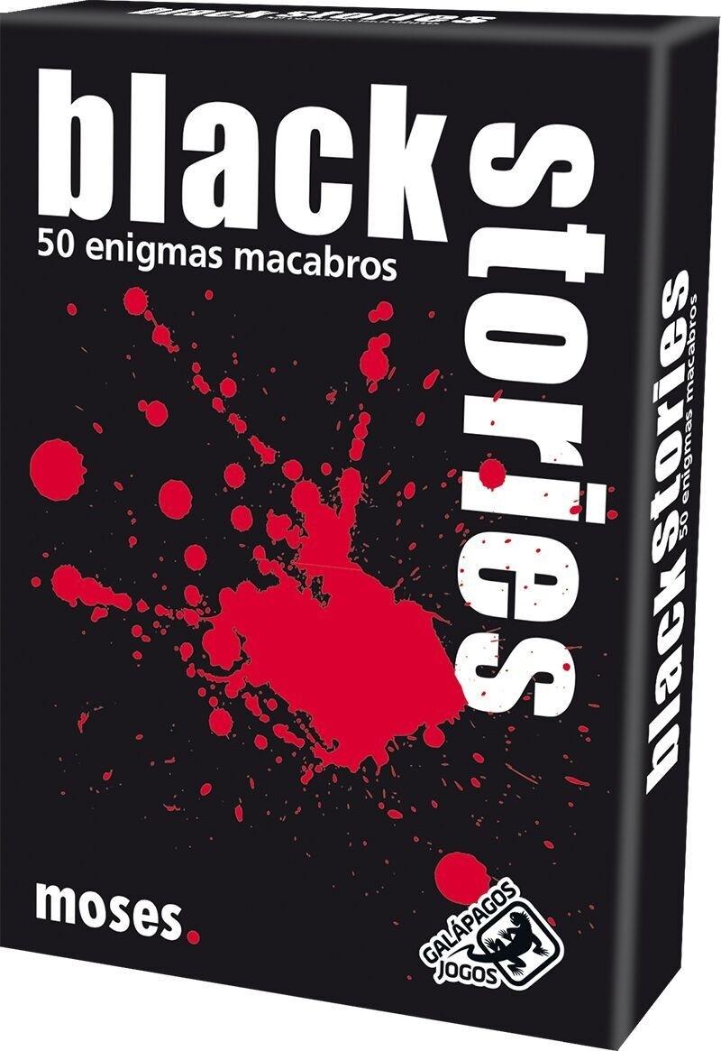 Black Stories 1 - Jogo de Cartas, Galápagos