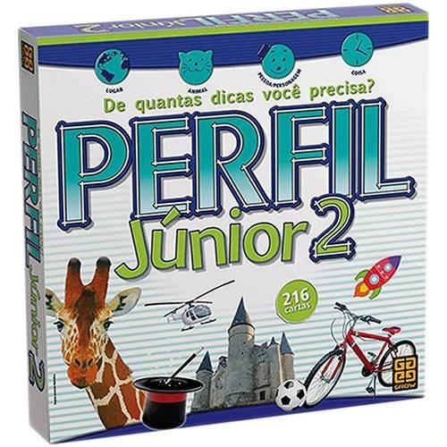 Perfil Junior 2 - Jogo de Tabuleiro - Grow