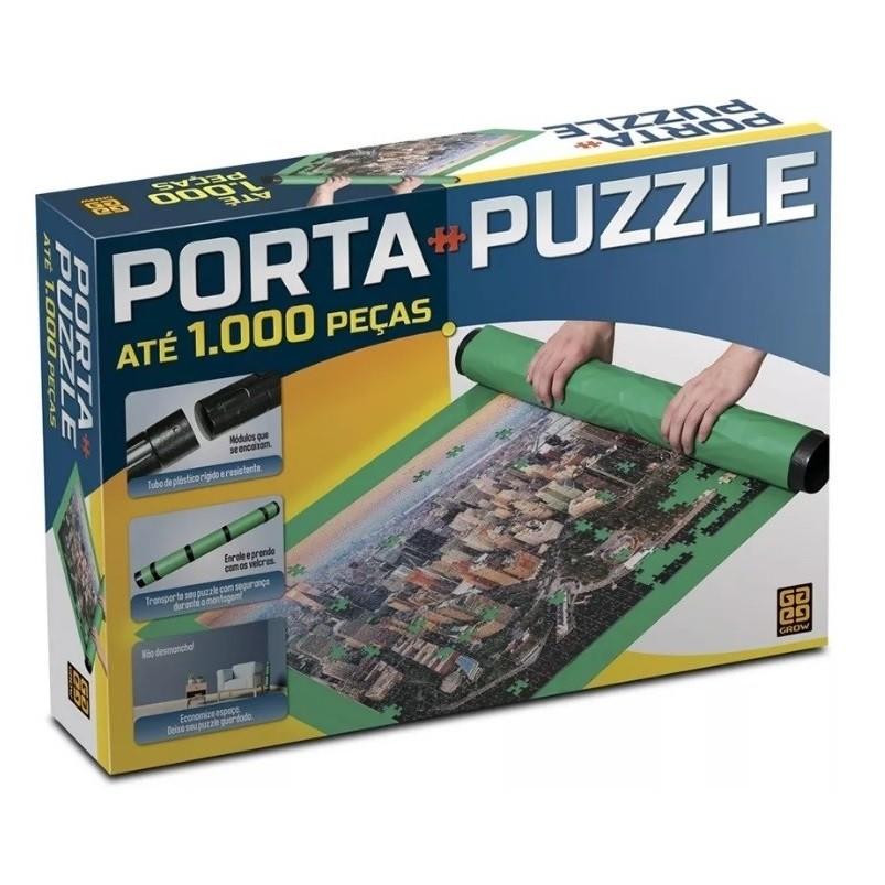 Porta-Puzzle até 1000 peças Grow