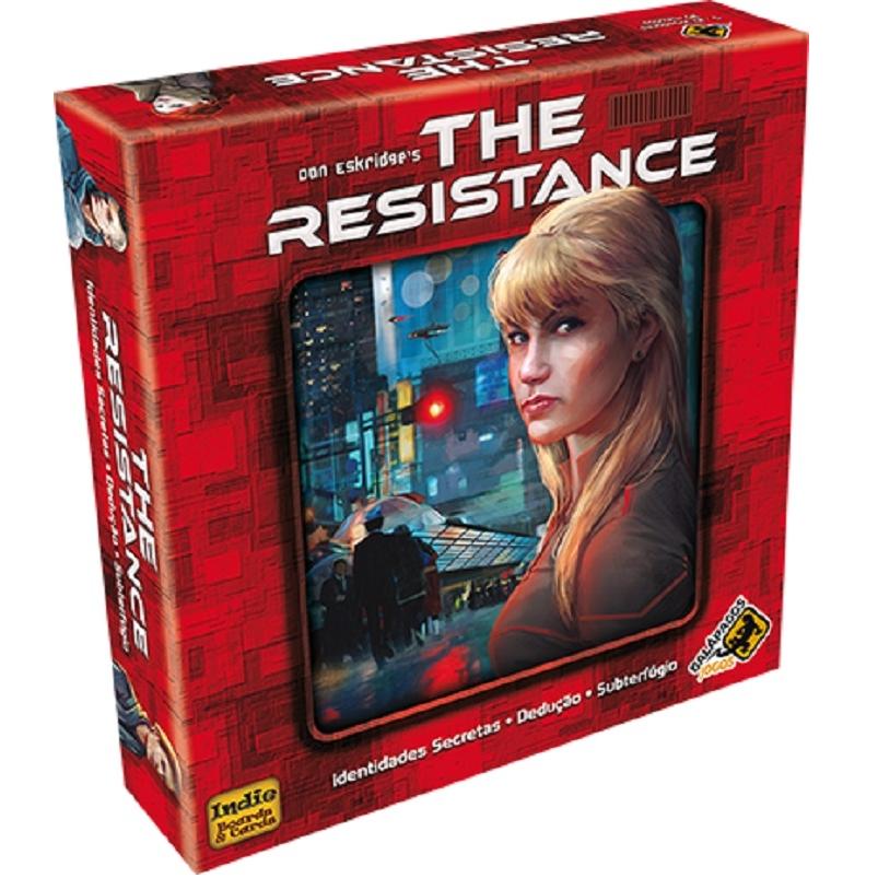 The Resistance - Card Game - Galápagos