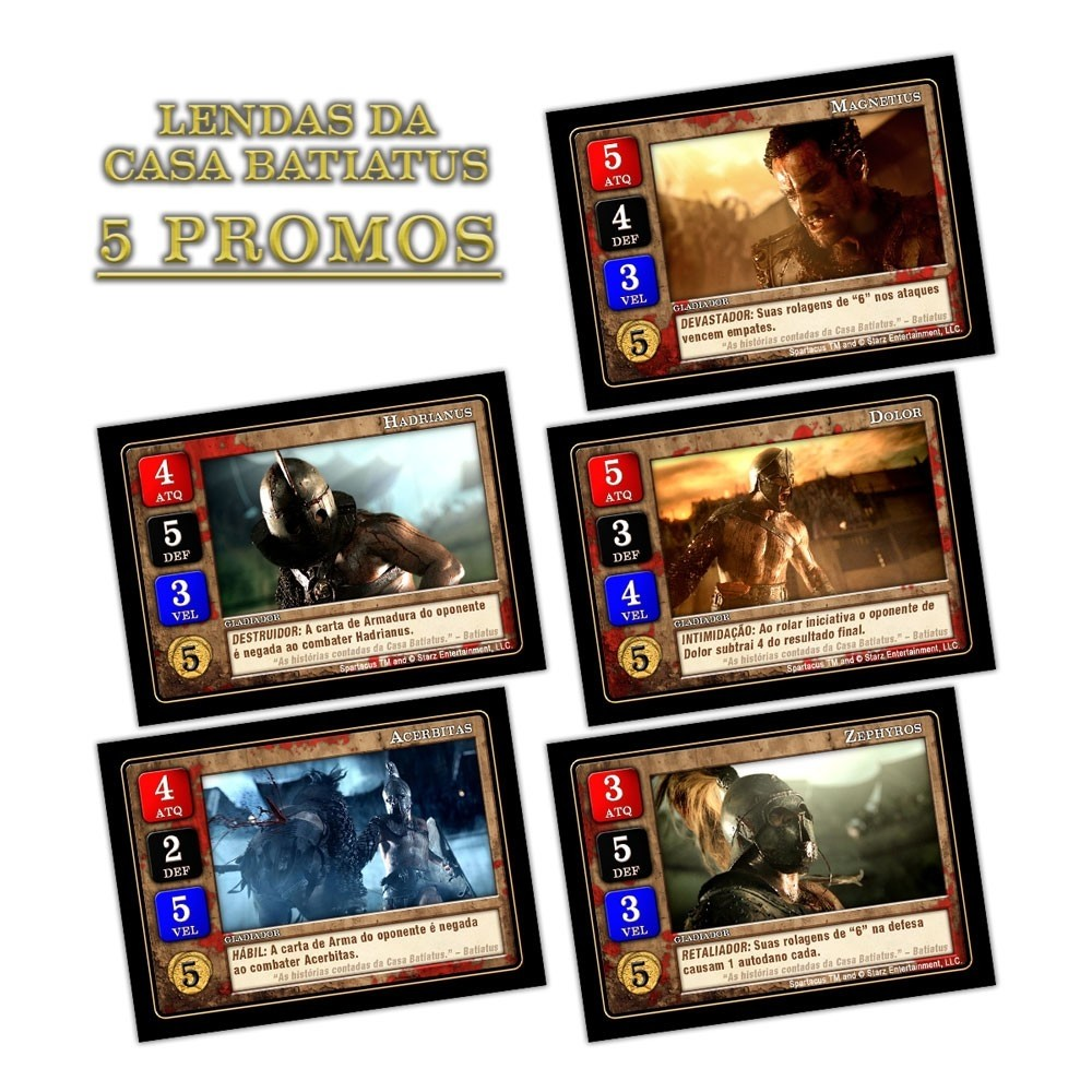 Spartacus - Lendas da Casa Batiatus (promo) - Kronos