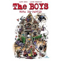 The Boys Vol.4 - Hora de partir - Devir