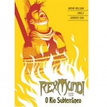 Rex Mundi Livro 2 - O  Rio Subterraneo - HQ - Devir