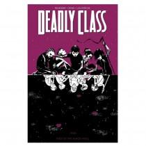 Deadly Class vol. 2: Crianças do Buraco Negro - HQ - Devir
