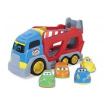 Brinquedo Baby Cargo - Caminhão Cegonha -  Big Star