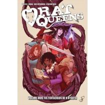 Rat Queens: Os Tentáculos de N'Rygoth - Vol.2 - HQ - Jambô