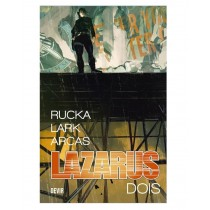 Lazarus - Vol. 2: Ascensão - HQ - Devir