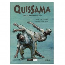 Quissama Território Inimigo - Livro Vol 2 - Editora Biruta