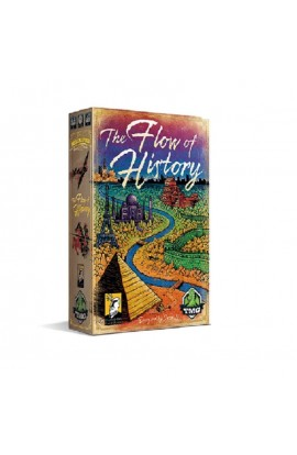 The Flow of History - Retail -  Board Game - Kronos
