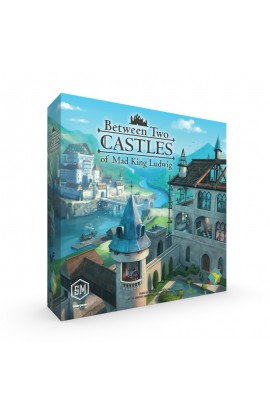 Between Two Castles of Mad King Ludwig - Board Game - Grok