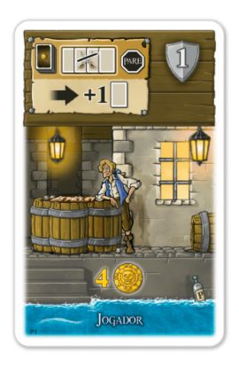 Port Royal Promo - Papergames