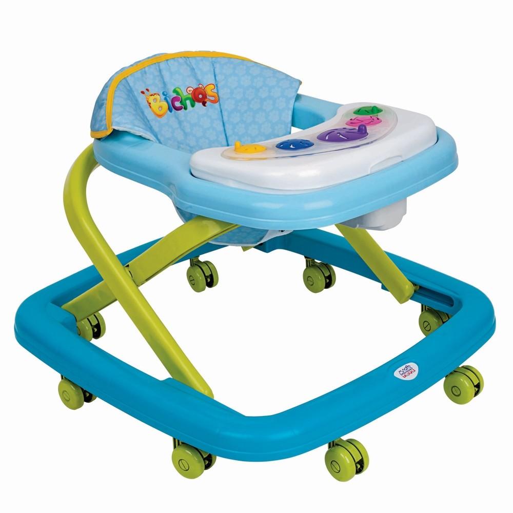 Andador Bebe Magic Baby Infantil Magic Toys Azul