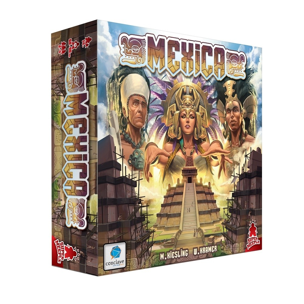 Mexica - Board Game - Conclave