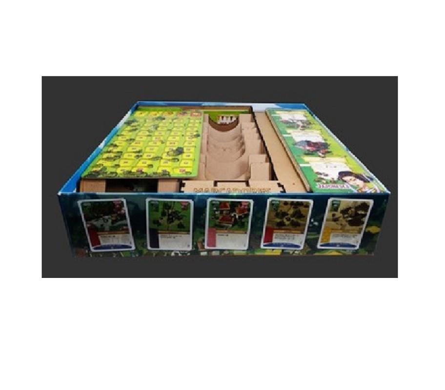 Organizador (Insert) para o jogo Imperial Settlers – Bucaneiros
