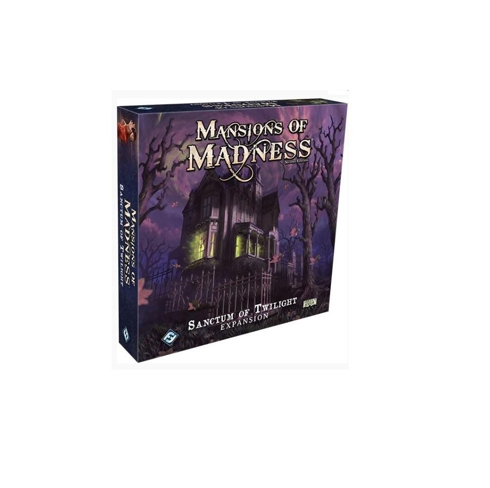 Santuário do Crepúsculo - Expansão Mansions Of Madness - Galápagos
