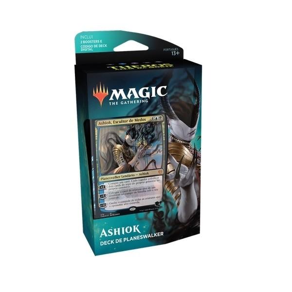 Magic Deck Planeswalker Ashiok Theros Além da Morte (PT) - Wizards